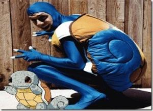 Não consigo diferenciar o original do cosplay @_@