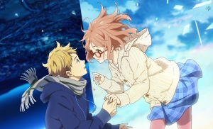 Kyoukai no Kanata Movie - I'll Be Here